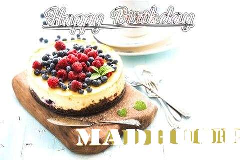 Happy Birthday Madhuurima