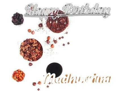 Happy Birthday Wishes for Madhuurima