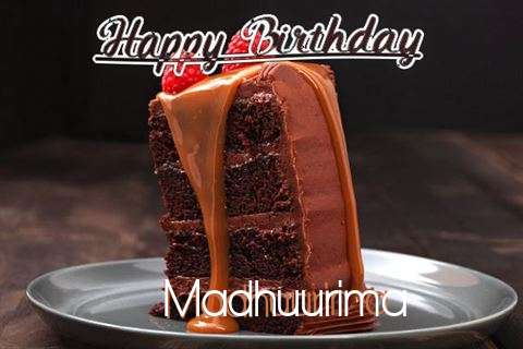 Madhuurima Cakes