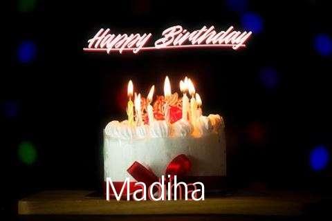 Birthday Images for Madiha