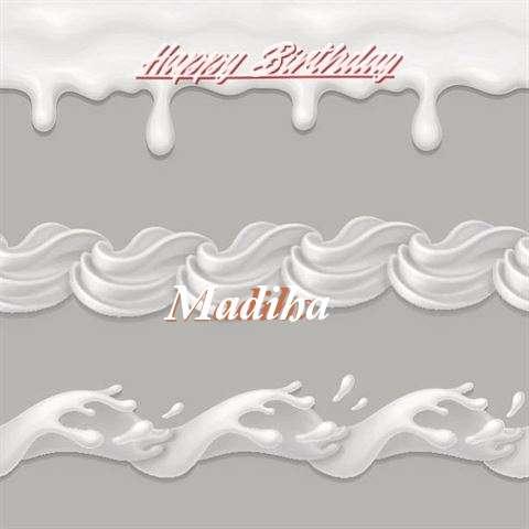Happy Birthday to You Madiha