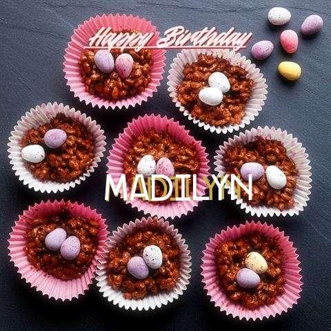 Madilyn Birthday Celebration
