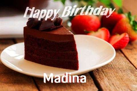 Wish Madina
