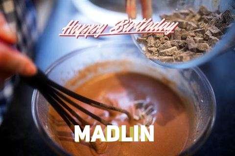 Happy Birthday Wishes for Madlin