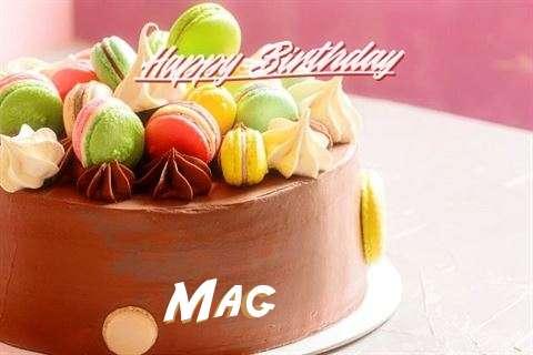 Happy Birthday Mag