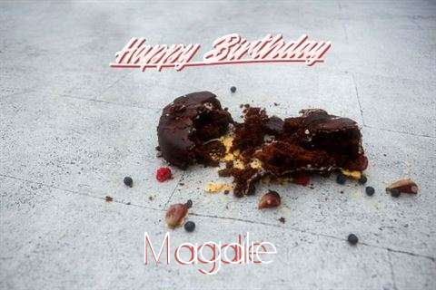 Magalie Birthday Celebration
