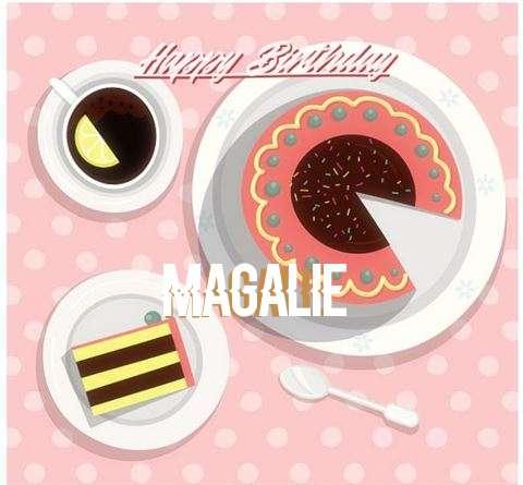 Happy Birthday to You Magalie