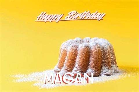 Magan Birthday Celebration