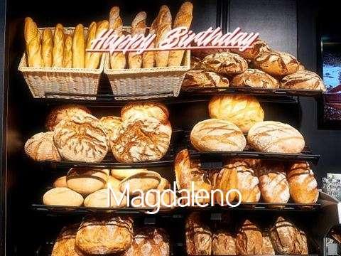 Happy Birthday to You Magdaleno