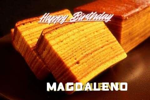 Wish Magdaleno