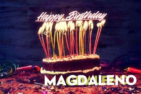 Magdaleno Cakes