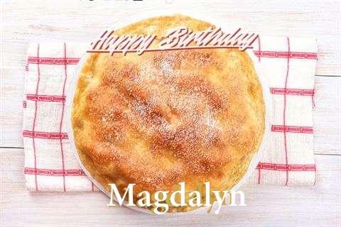 Wish Magdalyn