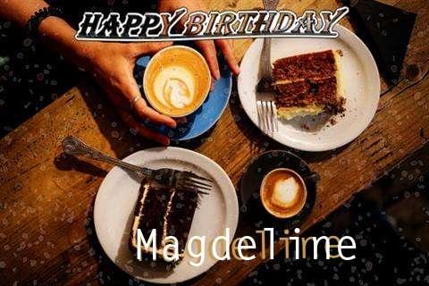 Happy Birthday to You Magdeline