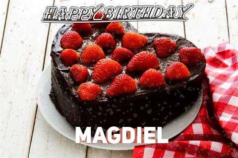 Magdiel Birthday Celebration