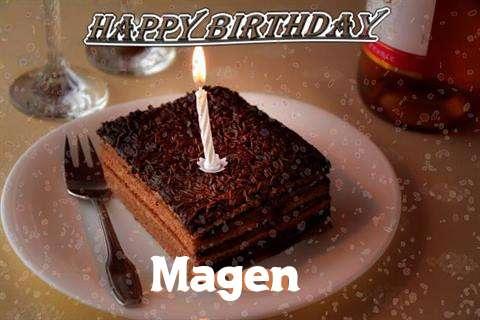 Happy Birthday Magen
