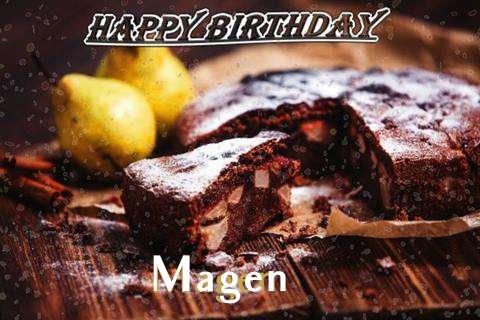 Happy Birthday to You Magen