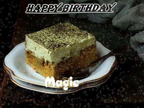 Magic Birthday Celebration