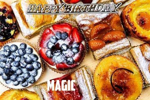 Happy Birthday to You Magic