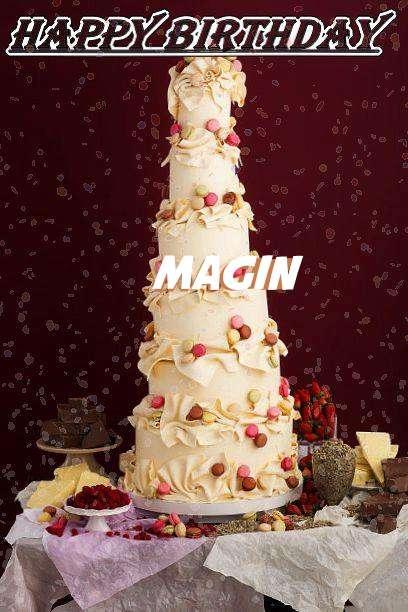 Happy Birthday Magin