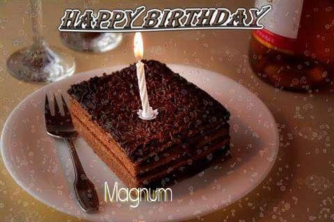 Happy Birthday Magnum