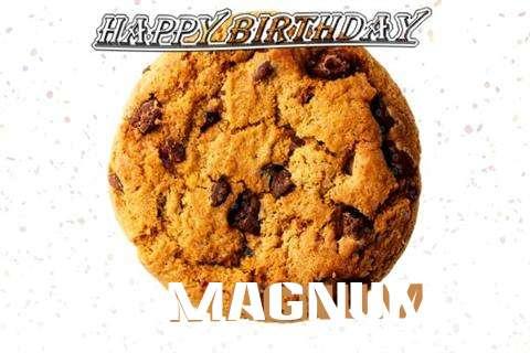 Magnum Birthday Celebration