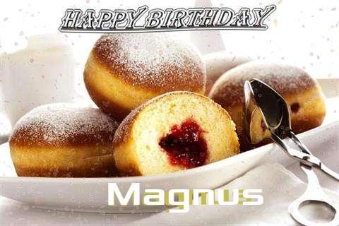 Happy Birthday Wishes for Magnus