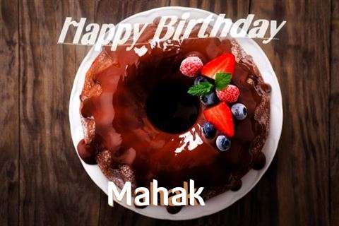 Wish Mahak