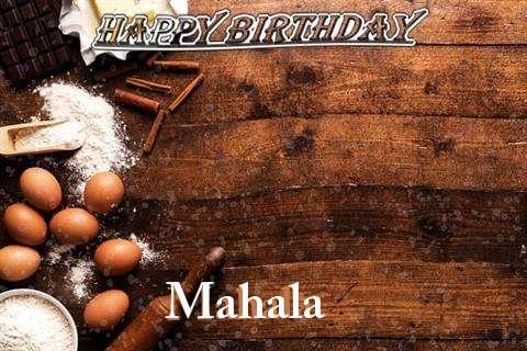 Birthday Images for Mahala