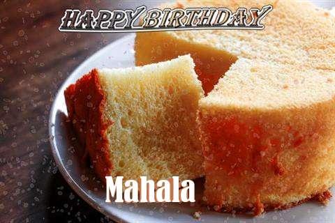 Mahala Birthday Celebration