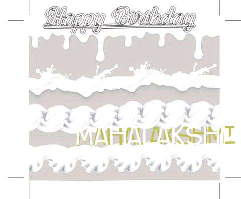 Mahalakshmi Birthday Celebration