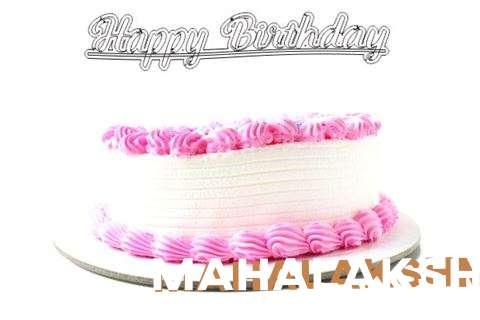 Happy Birthday Wishes for Mahalakshmi