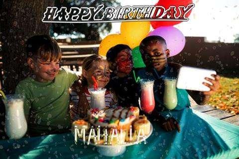 Mahalia Cakes
