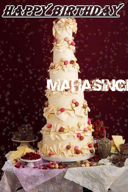 Happy Birthday Mahasingh