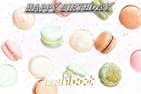 Mahboob Cakes