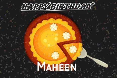 Maheen Birthday Celebration