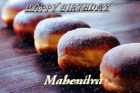 Birthday Images for Mahendra