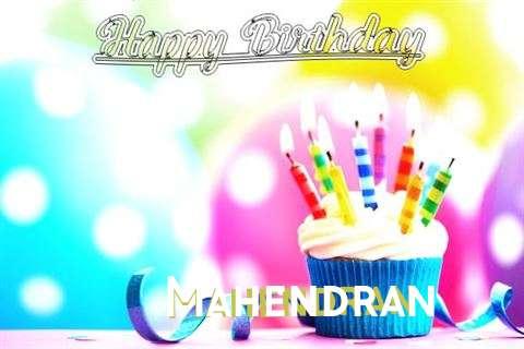 Happy Birthday Mahendran
