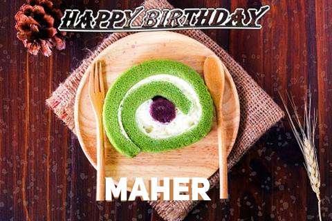 Wish Maher
