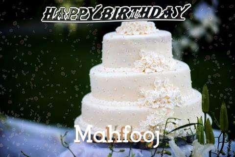 Birthday Images for Mahfooj