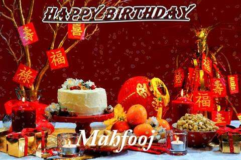Wish Mahfooj