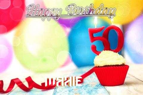 Mahie Birthday Celebration