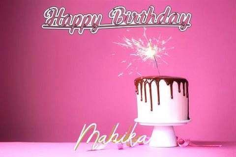 Birthday Images for Mahika