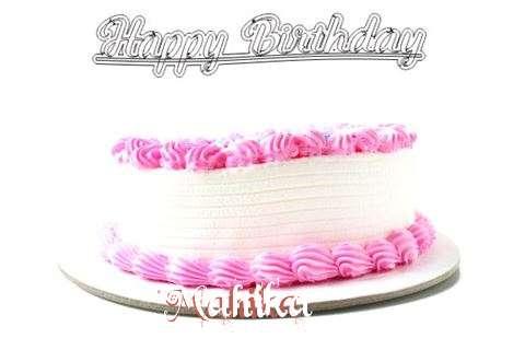 Happy Birthday Wishes for Mahika