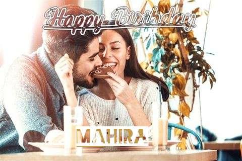 Birthday Wishes with Images of Mahira
