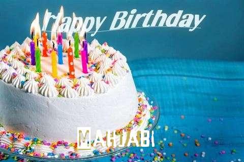 Happy Birthday Wishes for Mahjabi