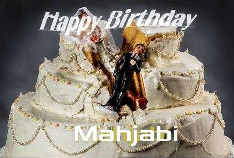 Happy Birthday to You Mahjabi