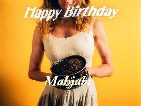 Wish Mahjabi