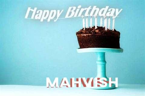 Birthday Wishes with Images of Mahvish