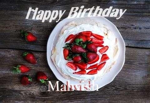 Happy Birthday to You Mahvish