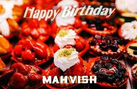 Happy Birthday Cake for Mahvish